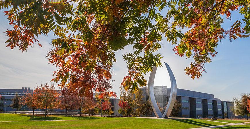 UC Merced campus