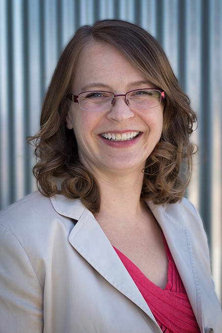 Professor Jessica Trounstine