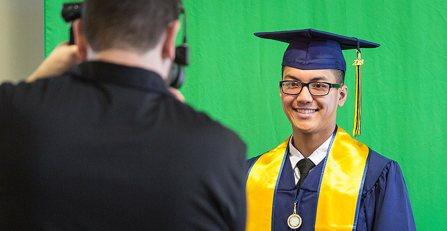 UC Merced graduates are wrapping up finals and getting ready for UC Merced's 13th Spring Commencement ceremonies this weekend.