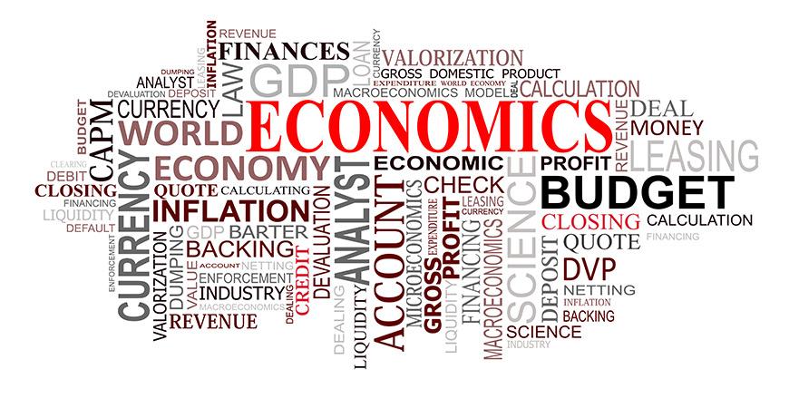 University Of Montana Economics word cloud