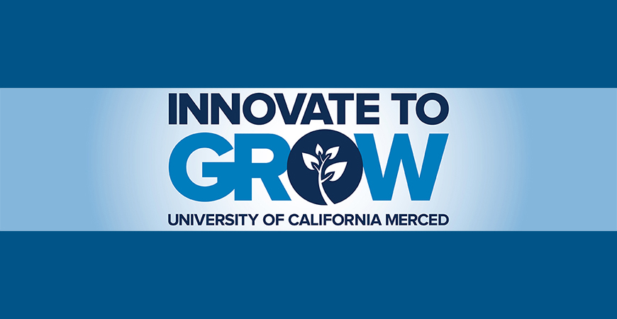 UC Merced Innovate to Grow Logo