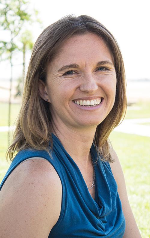 Professor Jessica Blois