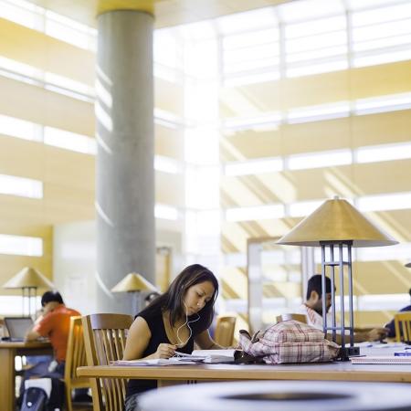 McFadden-Willis Reading Room