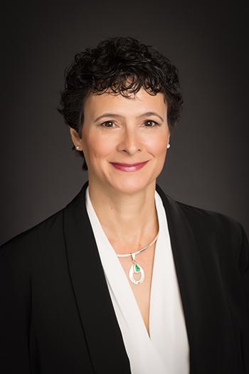 New SSHA Dean Jill Robbins