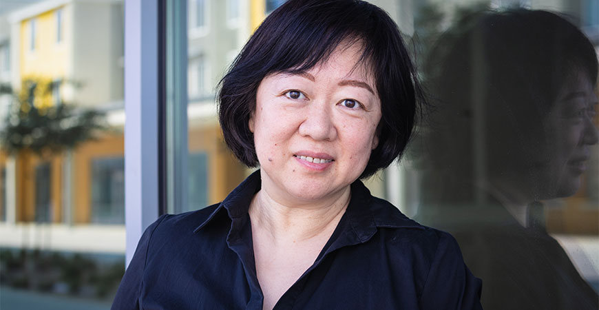 Professor Lin Tian hero