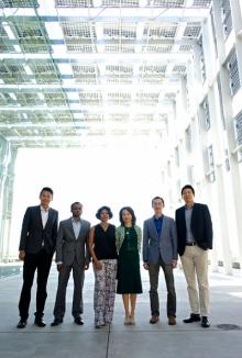 Merced Nanomaterials Center for Energy and Sensing