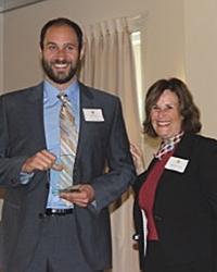 Nathaniel Bogie and Marjorie Zatz
