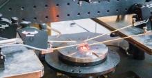 Scientific equipment for making solar cells