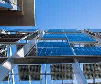 Solar panels in S&E 2